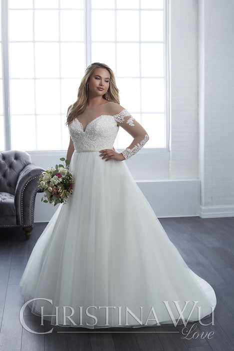 29301 Wedding                                          dress by Christina Wu: Love