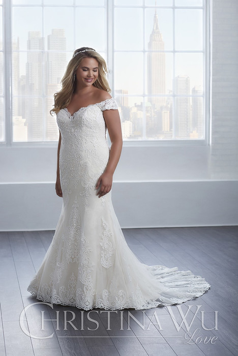 29304 gown from the 2018 Christina Wu: Love collection, as seen on dressfinder.ca