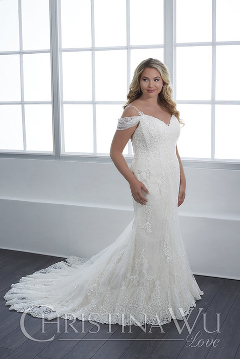 29306 Wedding                                          dress by Christina Wu: Love