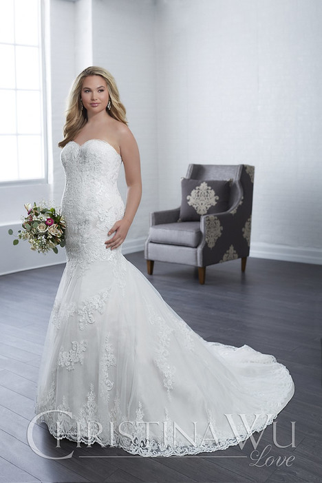 29307 Wedding                                          dress by Christina Wu: Love