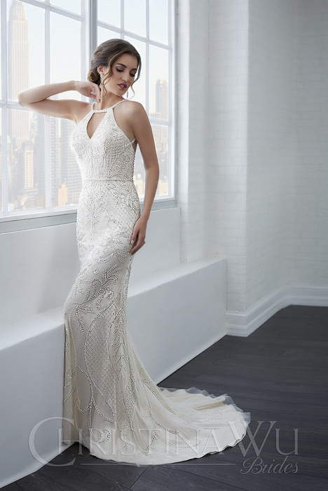 15646 Wedding                                          dress by Christina Wu
