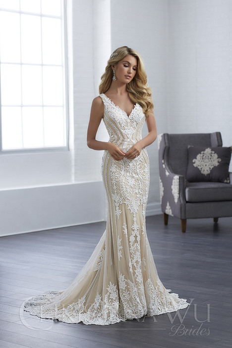 15648 Wedding                                          dress by Christina Wu