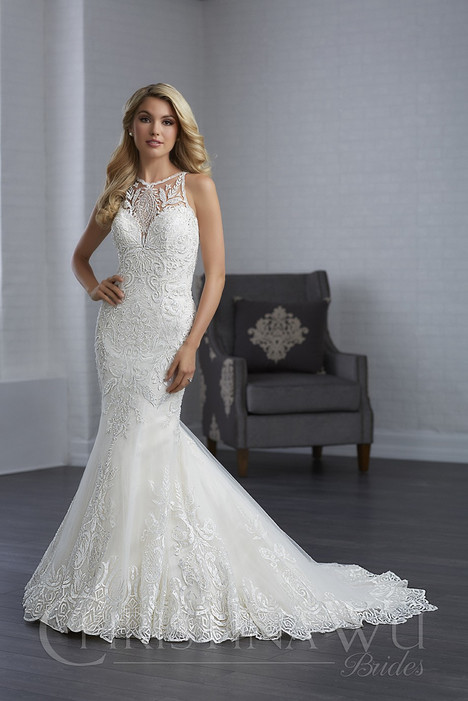 15658 Wedding                                          dress by Christina Wu