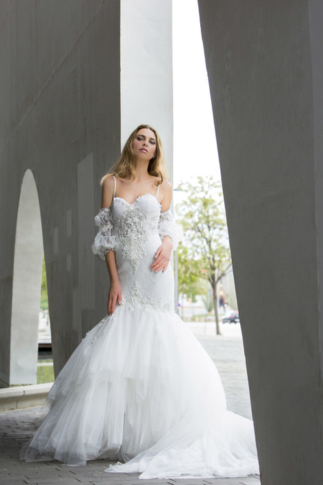 Linsey Wedding                                          dress by Yaniv Persy Bridal Couture