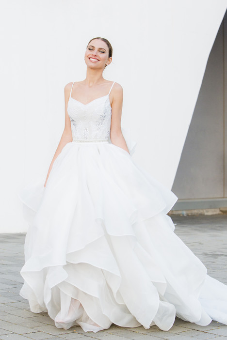 Luna Wedding                                          dress by Persy Bridal