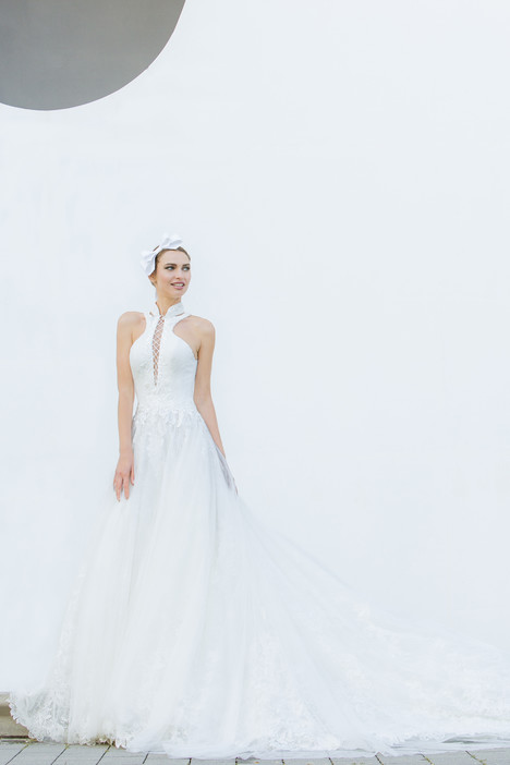 Queeny Wedding                                          dress by Yaniv Persy Bridal Couture