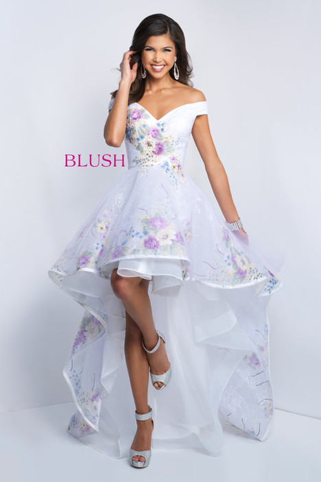 11506 Prom                                             dress by Blush Prom