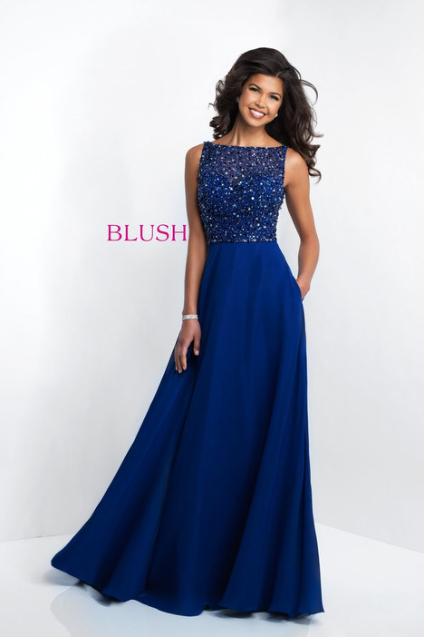 11535 Prom                                             dress by Blush Prom