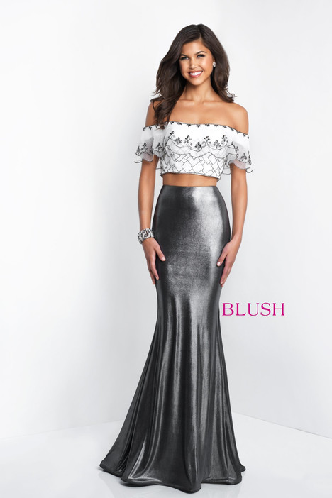 11558 Prom                                             dress by Blush Prom
