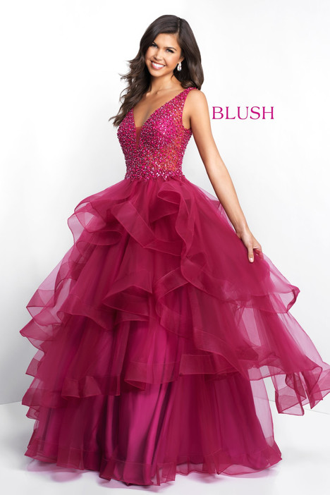 5671 Prom                                             dress by Blush Prom