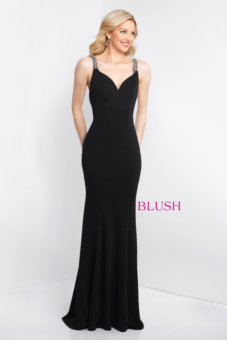 C1025 Prom                                             dress by Blush Prom