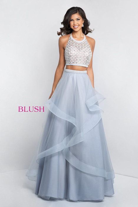 C1072 Prom                                             dress by Blush Prom