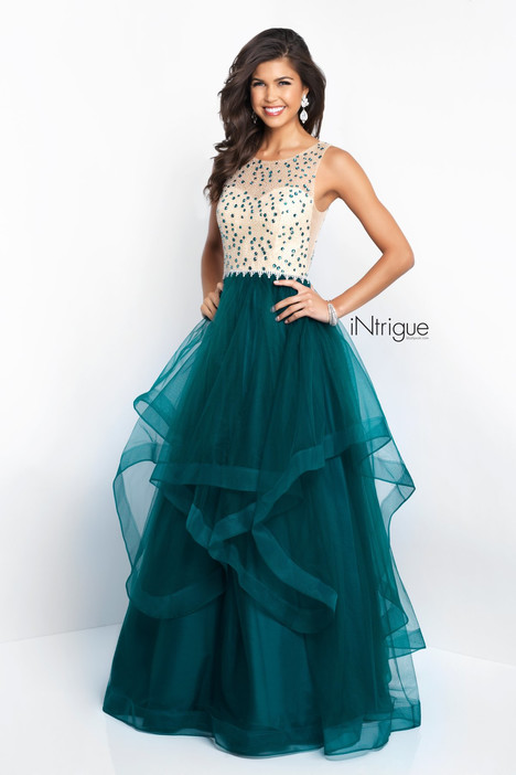 421 Prom dress by iNtrigue by Blush Prom