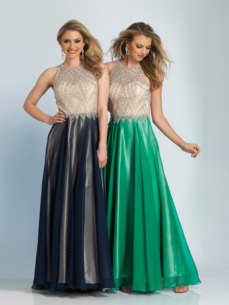 1228 Prom                                             dress by Dave & Johnny : Special Occasions