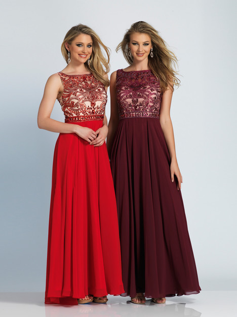1417 Prom                                             dress by Dave & Johnny : Special Occasions