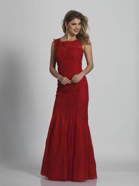 1937 (red) Prom                                             dress by Dave & Johnny : Special Occasions
