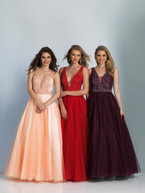 2503 gown from the 2018 Dave & Johnny Special Occasions collection, as seen on dressfinder.ca
