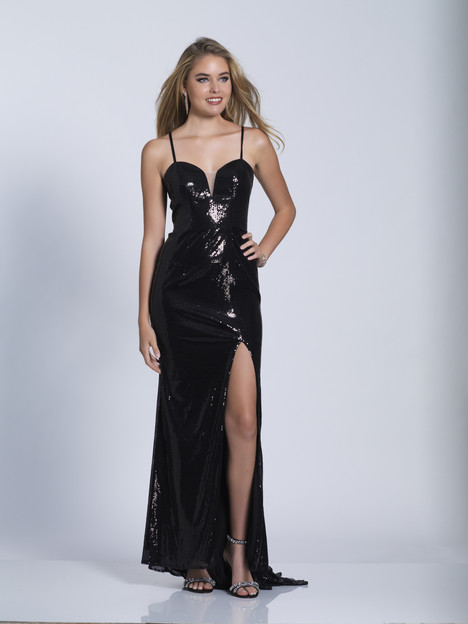 3157 gown from the 2018 Dave & Johnny Special Occasions collection, as seen on dressfinder.ca