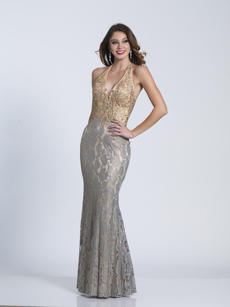 3173 gown from the 2018 Dave & Johnny Special Occasions collection, as seen on dressfinder.ca