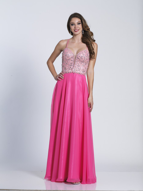 3265 gown from the 2018 Dave & Johnny Special Occasions collection, as seen on dressfinder.ca