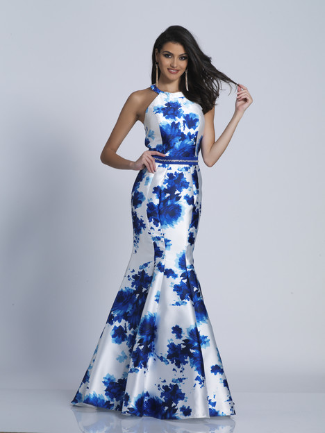 3268 Prom dress by Dave & Johnny Special Occasions