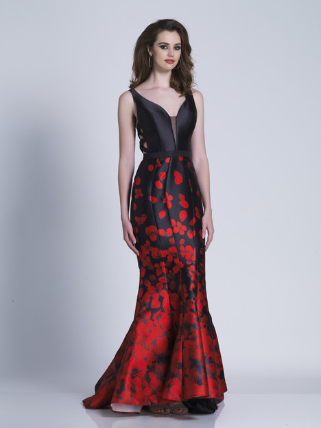 3271 gown from the 2018 Dave & Johnny Special Occasions collection, as seen on dressfinder.ca
