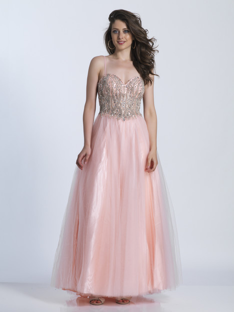 3328 Prom dress by Dave & Johnny Special Occasions