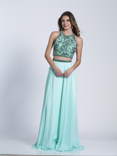3341 Prom dress by Dave & Johnny Special Occasions