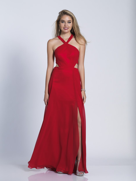 3371 gown from the 2018 Dave & Johnny Special Occasions collection, as seen on dressfinder.ca