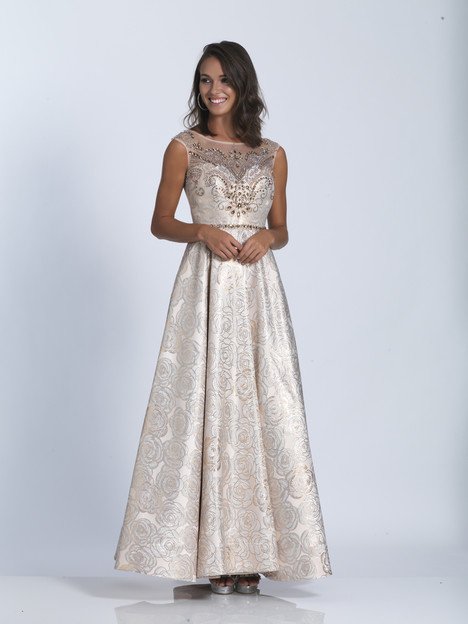3391 gown from the 2018 Dave & Johnny Special Occasions collection, as seen on dressfinder.ca