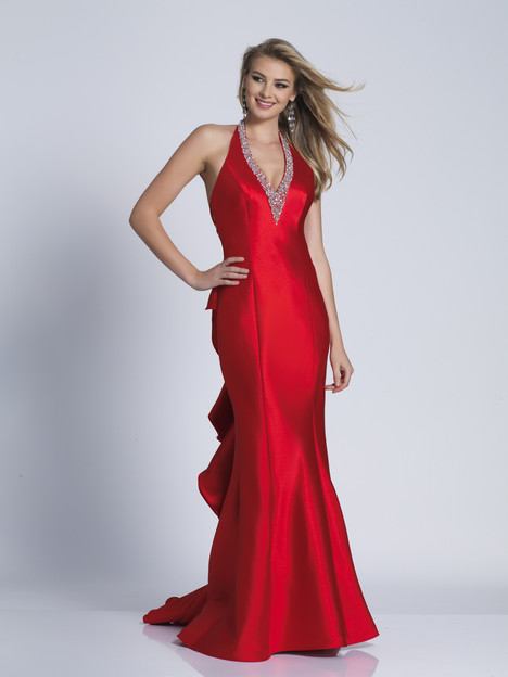 3422 gown from the 2018 Dave & Johnny Special Occasions collection, as seen on dressfinder.ca