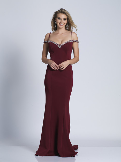 3453 gown from the 2018 Dave & Johnny Special Occasions collection, as seen on dressfinder.ca