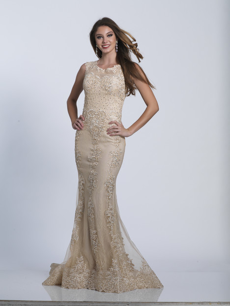 3456 gown from the 2018 Dave & Johnny Special Occasions collection, as seen on dressfinder.ca