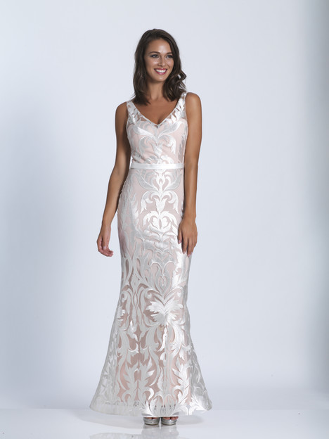 3527 gown from the 2018 Dave & Johnny Special Occasions collection, as seen on dressfinder.ca