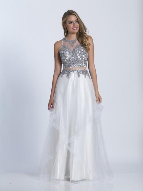 3537 Prom dress by Dave & Johnny Special Occasions
