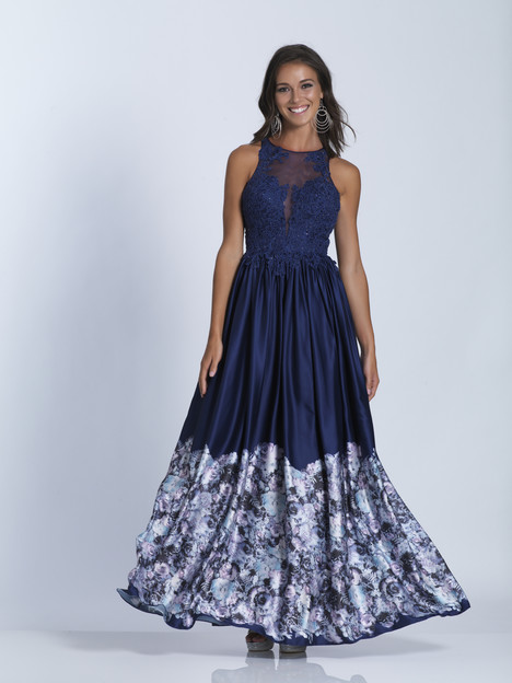 3542 gown from the 2018 Dave & Johnny Special Occasions collection, as seen on dressfinder.ca
