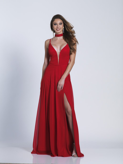 3564 gown from the 2018 Dave & Johnny Special Occasions collection, as seen on dressfinder.ca