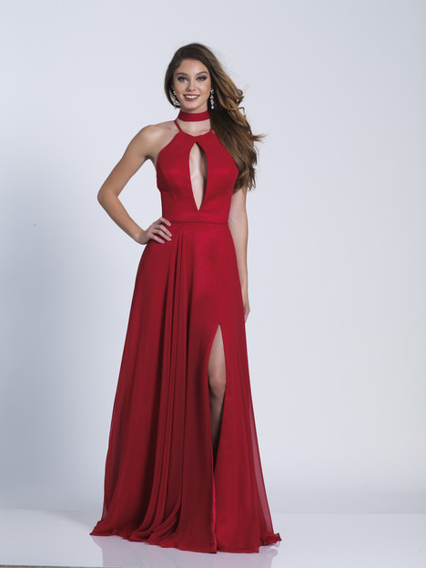 3569 gown from the 2018 Dave & Johnny Special Occasions collection, as seen on dressfinder.ca