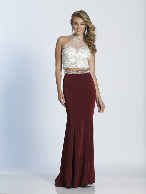 4881 gown from the 2018 Dave & Johnny Special Occasions collection, as seen on dressfinder.ca
