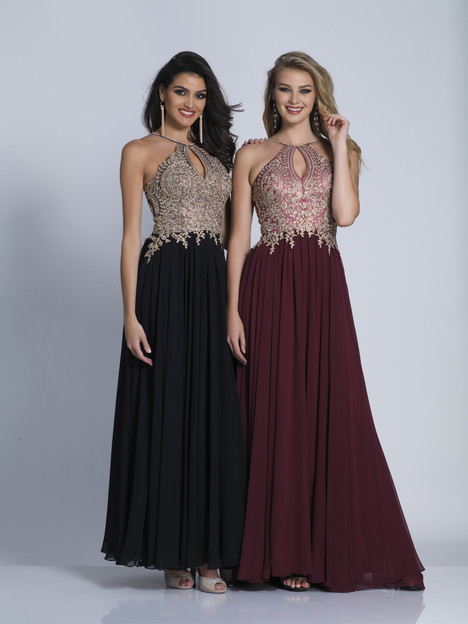5011 gown from the 2018 Dave & Johnny Special Occasions collection, as seen on dressfinder.ca