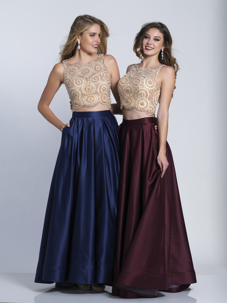 5268 gown from the 2018 Dave & Johnny Special Occasions collection, as seen on dressfinder.ca