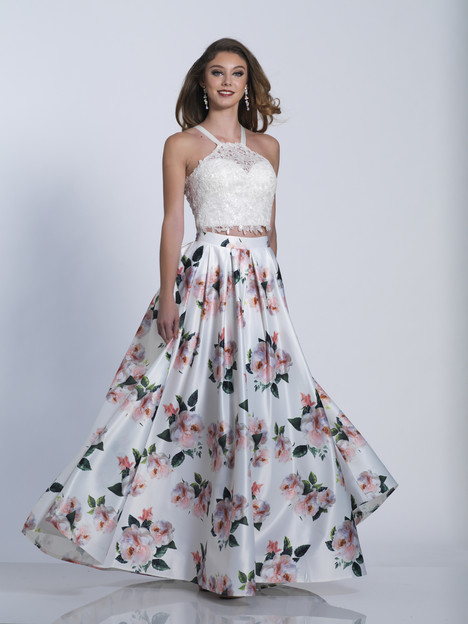 5634 gown from the 2018 Dave & Johnny Special Occasions collection, as seen on dressfinder.ca