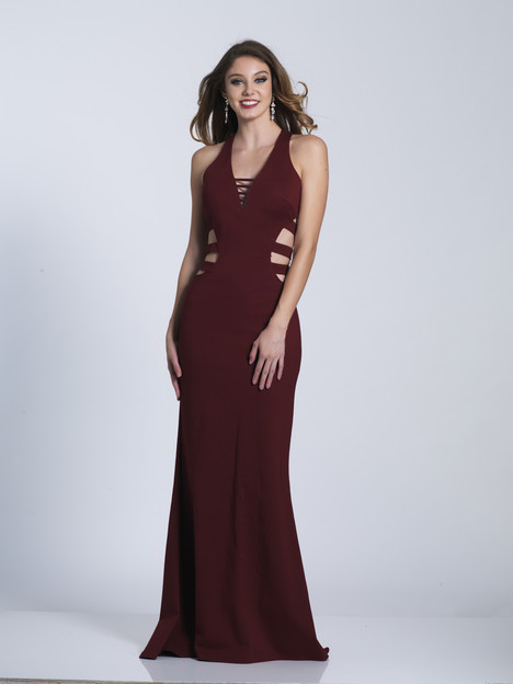 5649 gown from the 2018 Dave & Johnny Special Occasions collection, as seen on dressfinder.ca