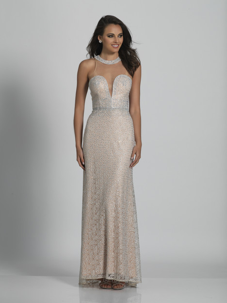 5692 gown from the 2018 Dave & Johnny Special Occasions collection, as seen on dressfinder.ca
