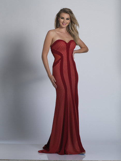 5778 Prom dress by Dave & Johnny Special Occasions