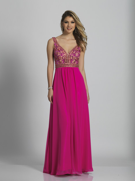 5801 gown from the 2018 Dave & Johnny Special Occasions collection, as seen on dressfinder.ca