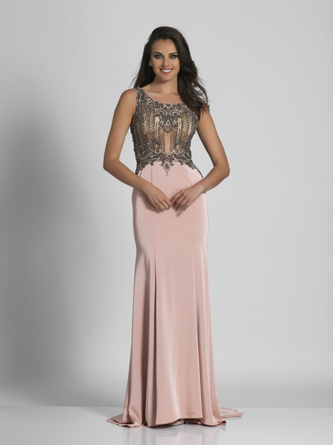 5893 gown from the 2018 Dave & Johnny Special Occasions collection, as seen on dressfinder.ca