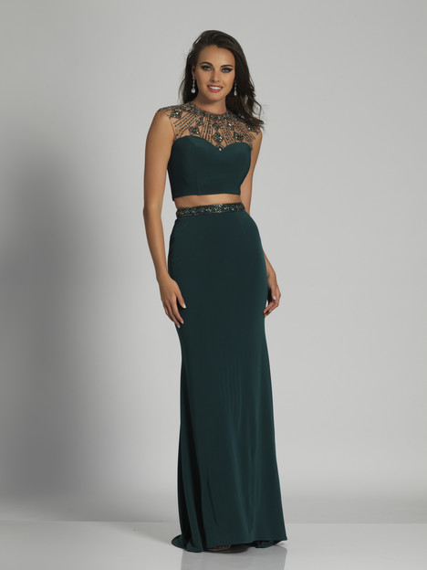 5951 gown from the 2018 Dave & Johnny Special Occasions collection, as seen on dressfinder.ca