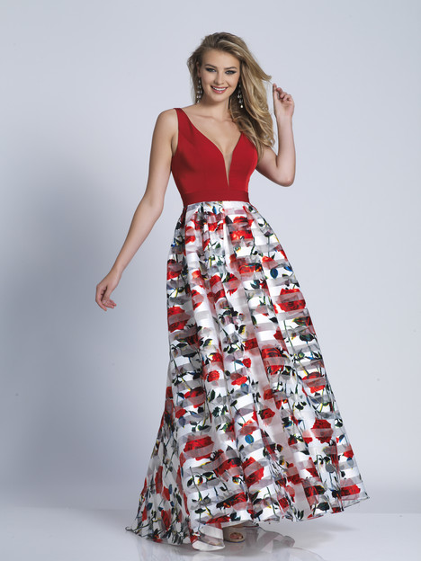 5991 gown from the 2018 Dave & Johnny Special Occasions collection, as seen on dressfinder.ca