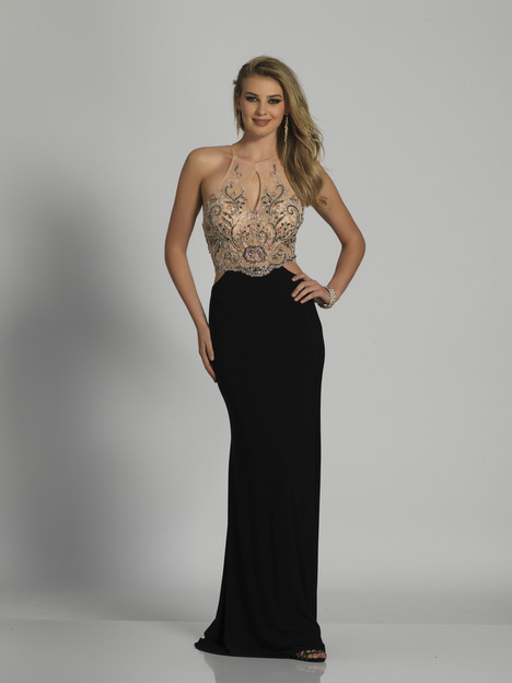 6040 gown from the 2018 Dave & Johnny Special Occasions collection, as seen on dressfinder.ca